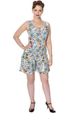 Banned Clothing - Mandala Playsuit - Egg n Chips London