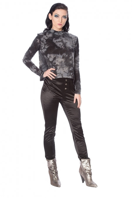 Banned Clothing - Nebula Top