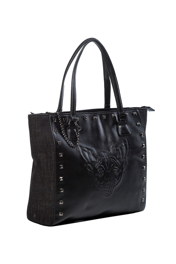 Banned Accessories - Phantom Form Tote Bag