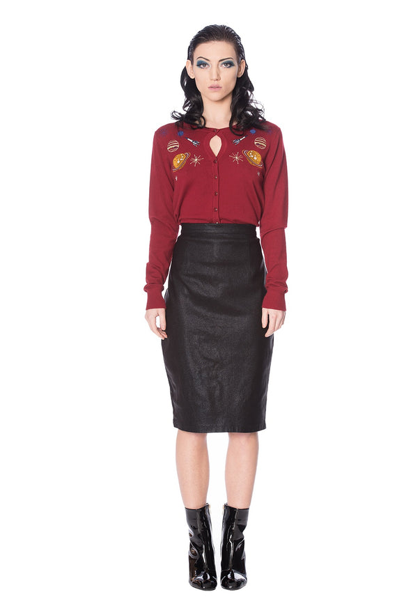 Banned Clothing - Space Vamp Cardi