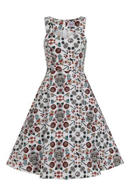 Banned Clothing - Tattoo Dreams Dress