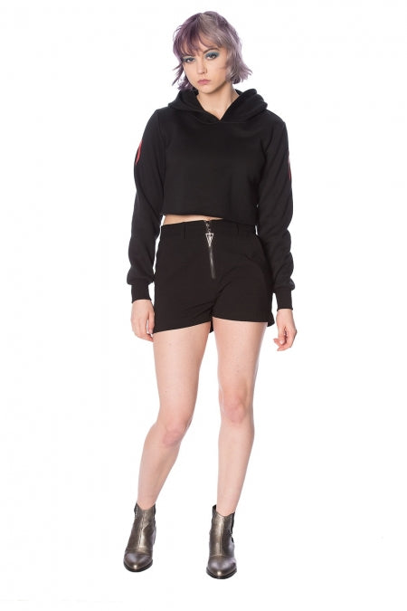 Banned Clothing - Thunderbolt Hoodie