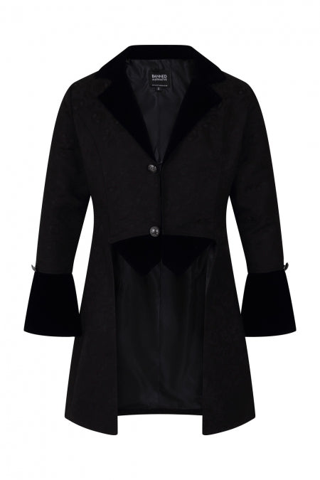 Banned Clothing - Women's Black Jacket