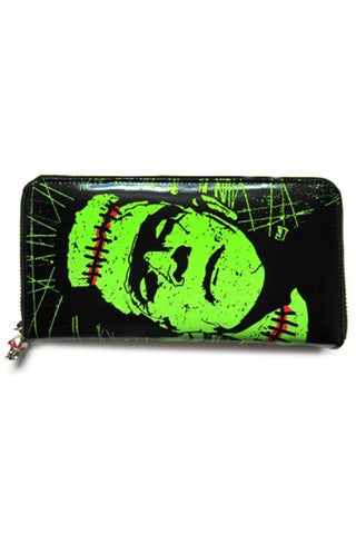 Banned Apparel - Frankenstein Wallet