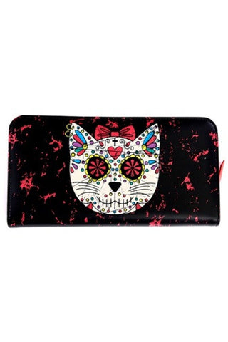 Banned Apparel - Sugar Kitty Wallet