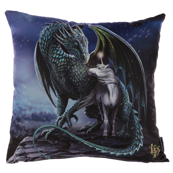 Cushion with Insert - Lisa Parker Protector of Magic Dragon CUSH222