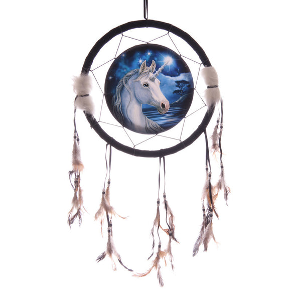 Egg n Chips London - Decorative Mystical Unicorn 34cm Dreamcatcher - Egg n Chips London