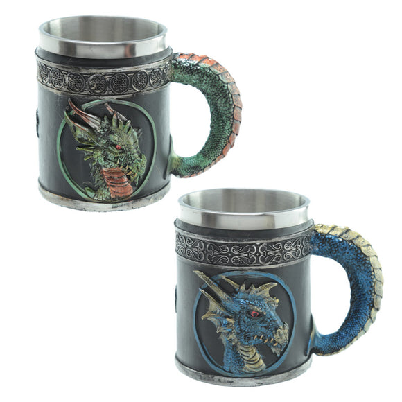 Decorative Dark Legends Dragon Tankard DRG421