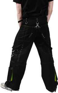 Dead Threads - Black Men's Trouser with Chains