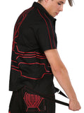 Dead Threads - Black and Red Men's Short sleeves