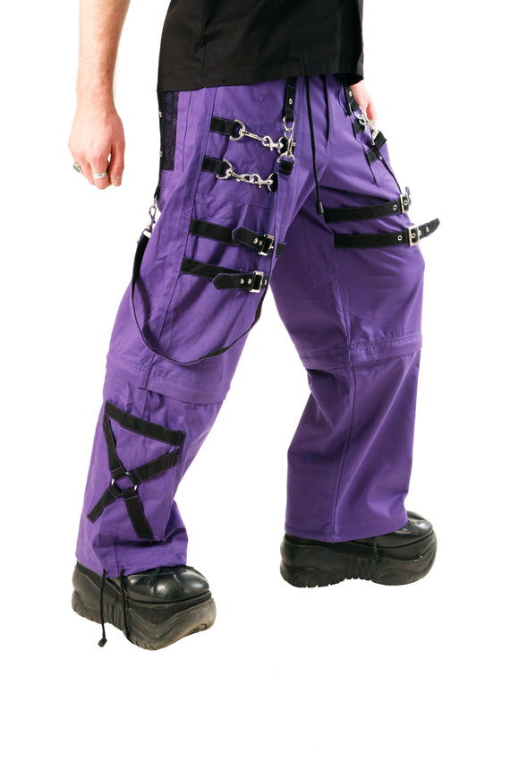Dead Threads - Purple Punk Men's Trousers