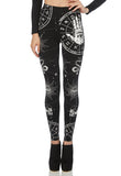 Jawbreaker Clothing - Etheral Occult Leggings - Egg n Chips London
