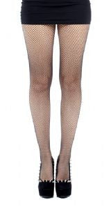 Pamela Mann - Fishnet Tights Black - Egg n Chips London