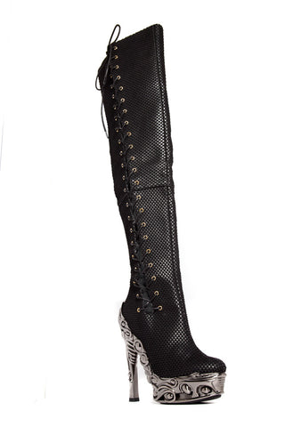 Hades Shoes - Florence Knee High Boots