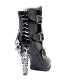 Hades Shoes - Neo Matrix Inspired Cyber Boots - Egg n Chips London