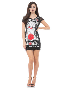 Jawbreaker Clothing - Hold Me Tight Dress - Egg n Chips London