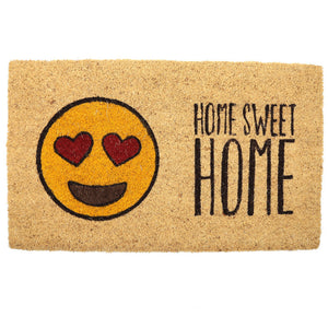 Egg n Chips London - Emotive Coir Door Mat - Home Sweet Home - Egg n Chips London