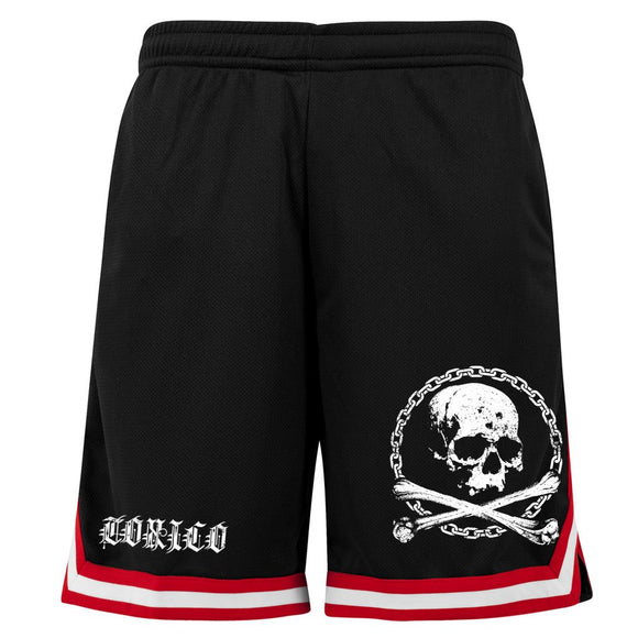 Toxico Clothing - WS Death From Below Mesh Shorts