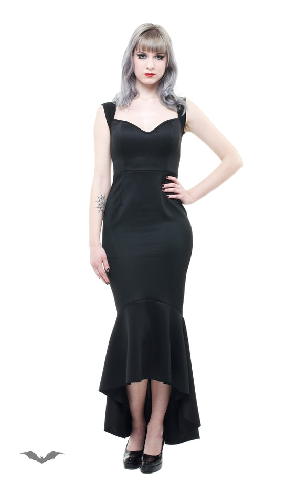 Queen of Darkness - Mermaid dress