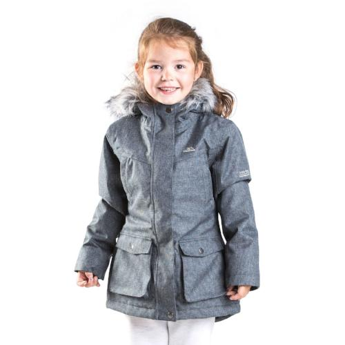 Trespass Girls Vardia Waterproof Jacket