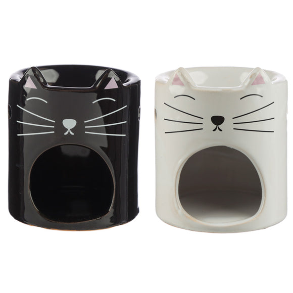 Ceramic Feline Fine Cat Oil Burner OB300