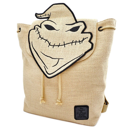 Loungefly Disney Nightmare Before Christmas Oogie Boogie Burlap backpack