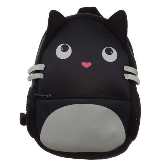 Kids School Neoprene Rucksack/Backpack - Feline Fine Cat RUCK20