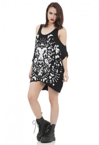 Jawbreaker Clothing - Rattle Your Bones Dress