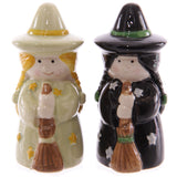 Egg n Chips London - Novelty Magic Themed Witches Salt and Pepper Set - Egg n Chips London