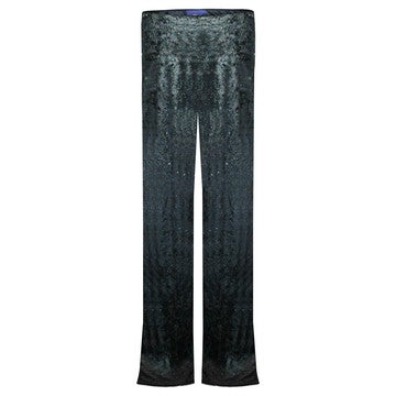 Dead Threads - Women's Black Velour Trousers