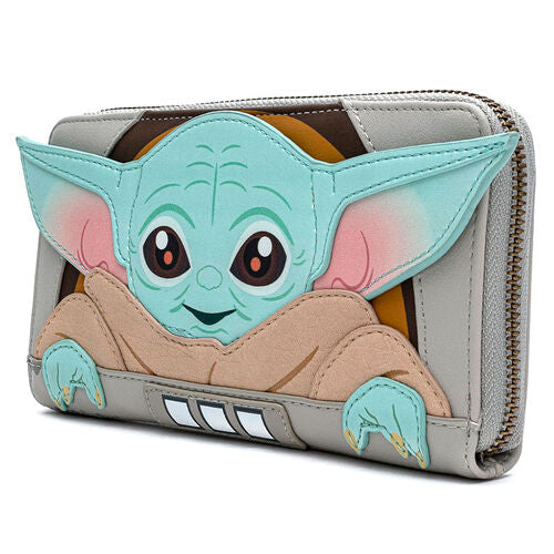 Loungefly Star Wars The Mandalorian The Child Purse