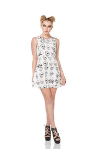 Jawbreaker Clothing - Tempell Dress - Egg n Chips London