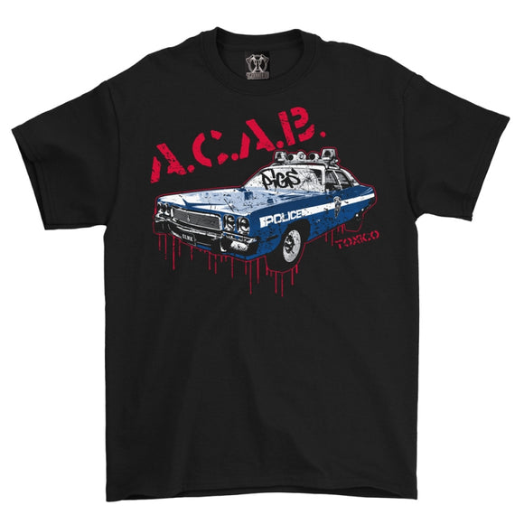 Toxico Clothing - Acab Tee