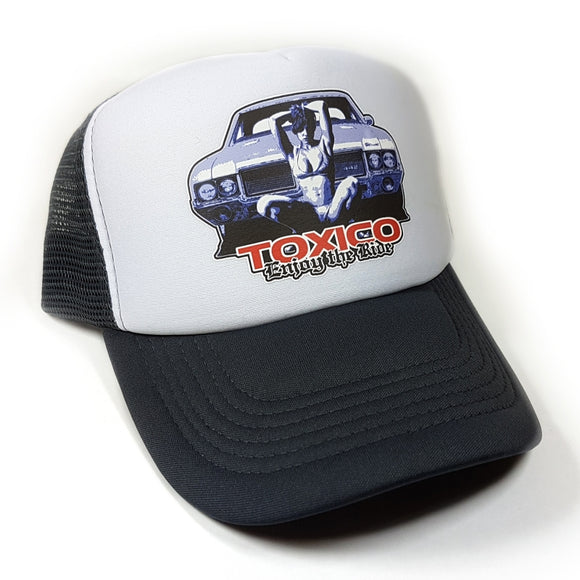 Toxico Clothing - Enjoy The Ride Trucker Hat