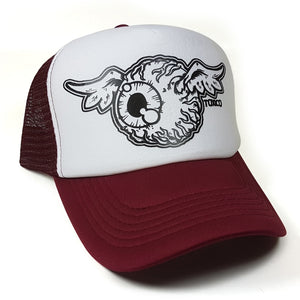 Toxico Clothing - Flying Eye Trucker Hat
