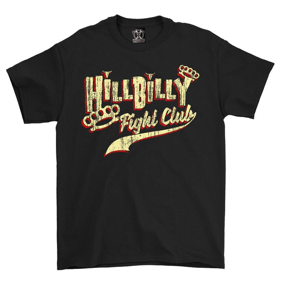 Toxico Clothing - Hillbilly Text Tee