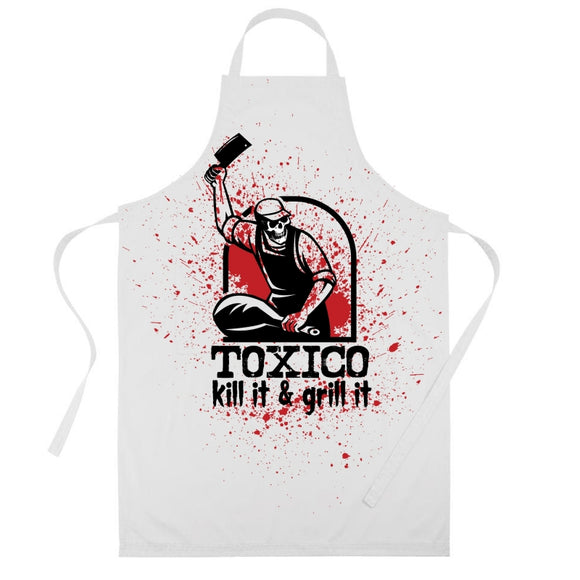 Toxico Clothing - Kill It & Grill It