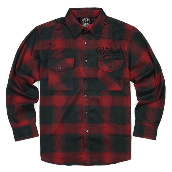Toxico Clothing - Lumberjack Flannel Jacket