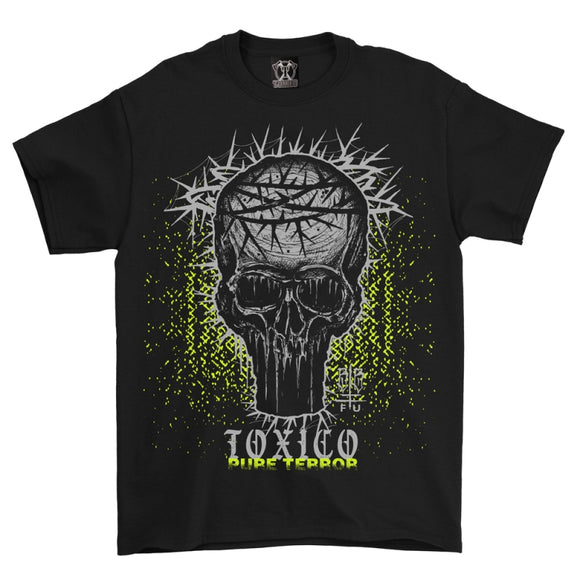 Toxico Clothing - Pure Terror Tee