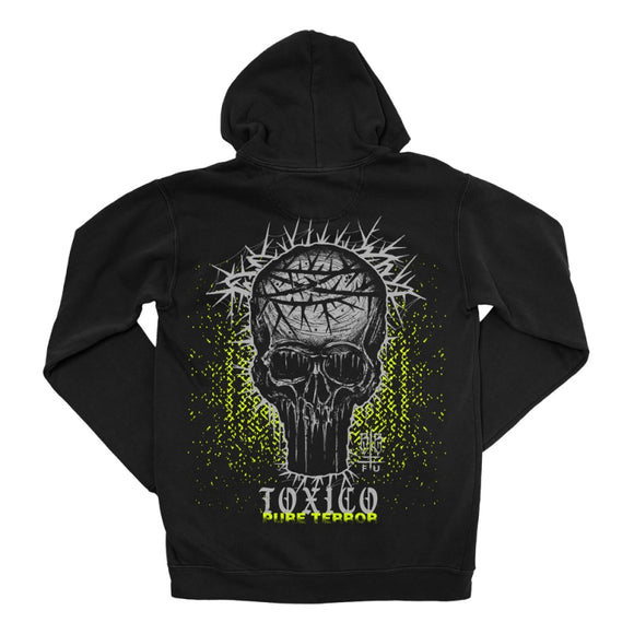 Toxico Clothing - Pure Terror Ziphood