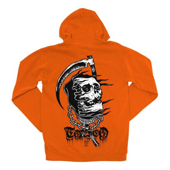 Toxico Clothing - Reaper Pullover Hood