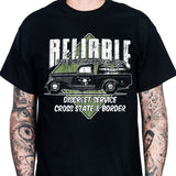 Toxico Clothing - Reliable Tee (Black)