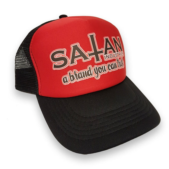 Toxico Clothing - Satan Industries Trucker Hat