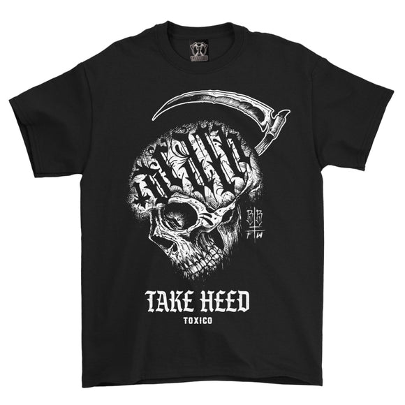 Toxico Clothing - Take Heed Tee