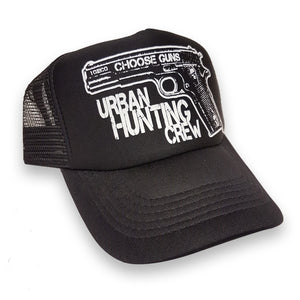 Toxico Clothing - Urban Hunting Trucker Hat