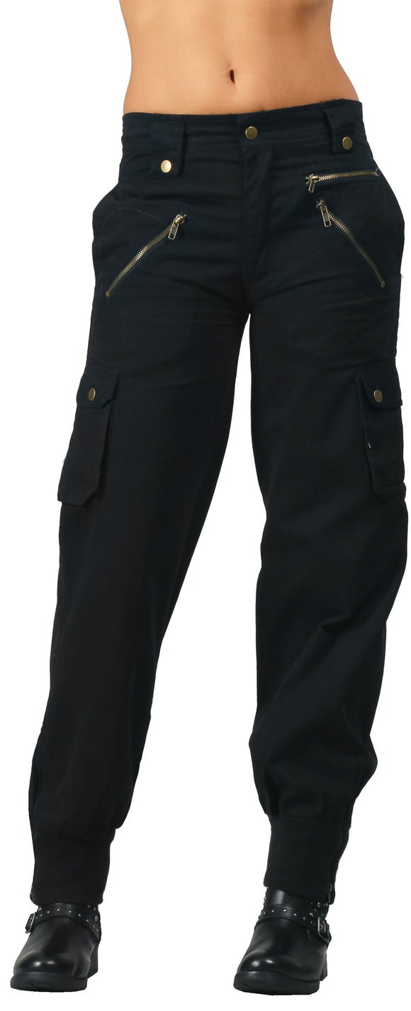 Dead Threads - Women's Black Five Pocket Pants