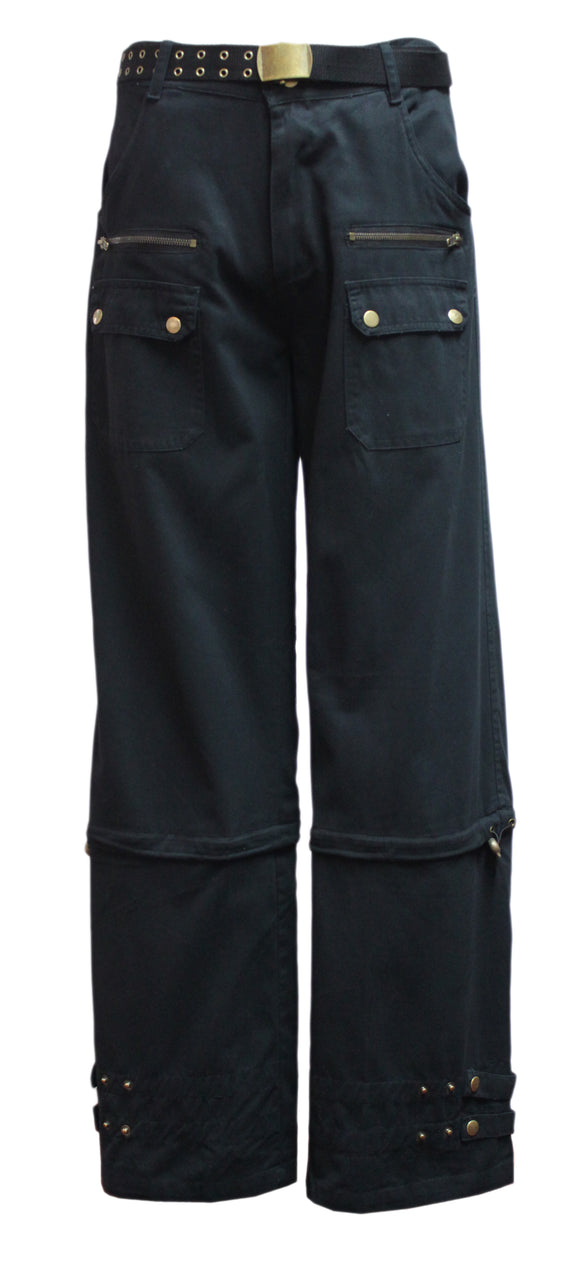 Dead Threads - Women's Black Eight Pocket Pants