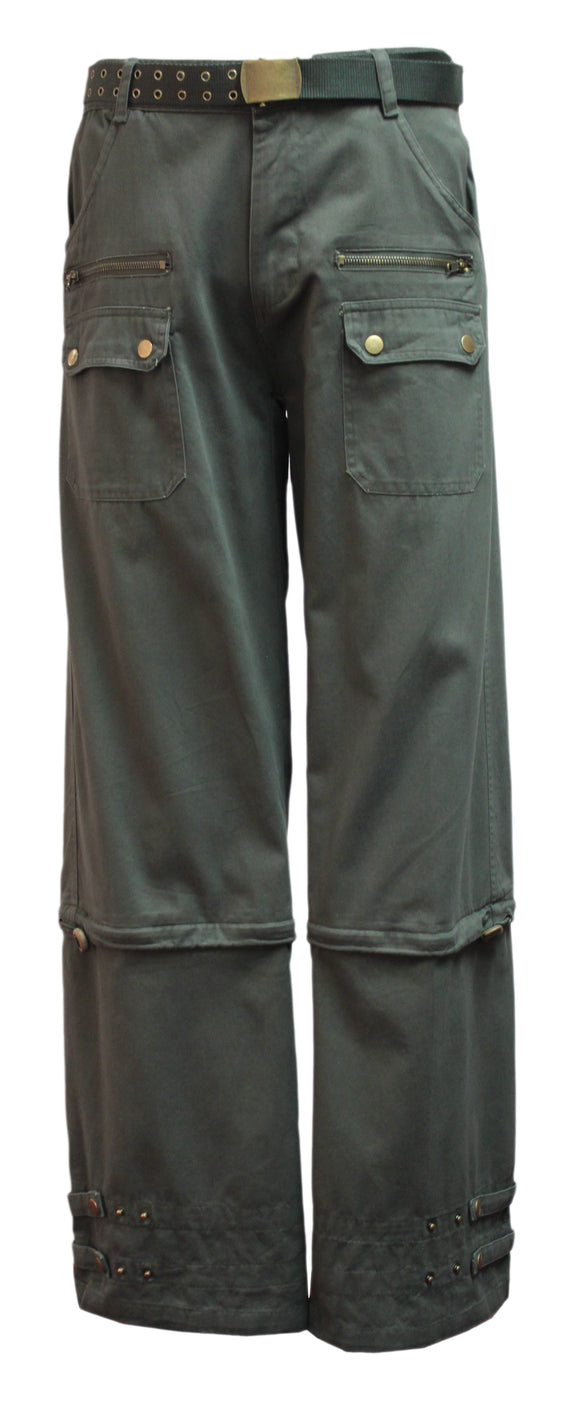 Dead Threads - Women's Khaki Eight Pocket Pants