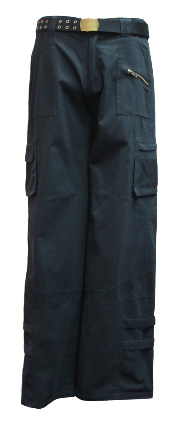 Dead Threads - Women's Black Five Pocket Pants (four pocket on front and one pocket on back)