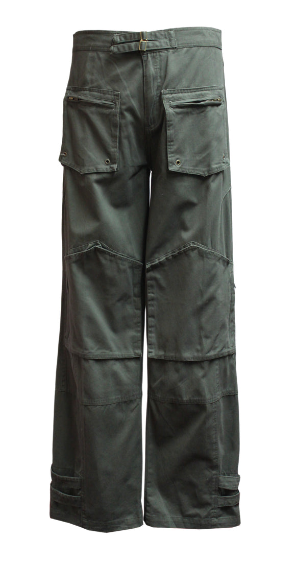 Dead Threads - Women's Khaki Six Pocket Pants (four on front and two on back)